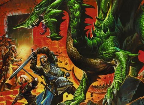 """""""Dungeons & Dragons"""", nuevo sistema de reglas con contenido propio"""