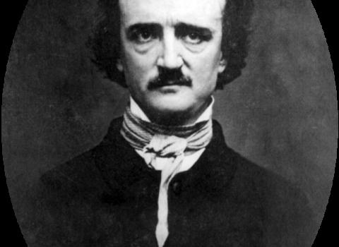 Poe una conferencia