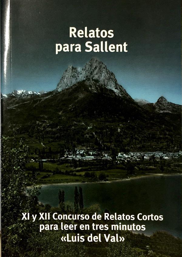Portada de Relatos para Sallent