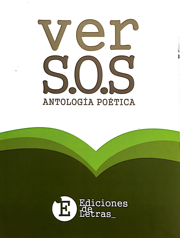 Portada de VER-S.O.S. Antología Poética