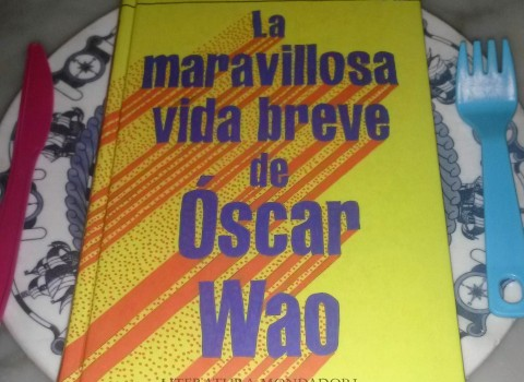 Junot Díaz La maravillosa vida breve de Óscar