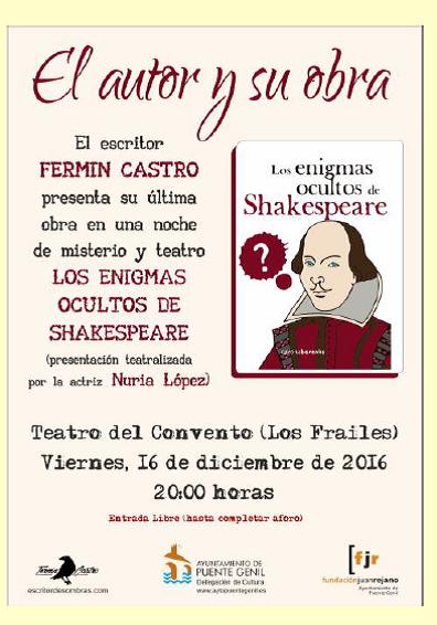 Shakespeare Puente Genil